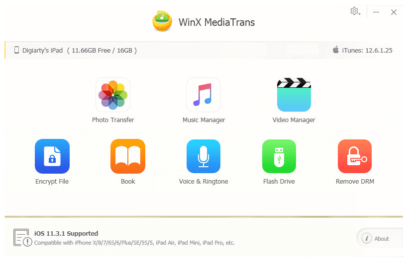 WinX MediaTrans Discoun coupon code