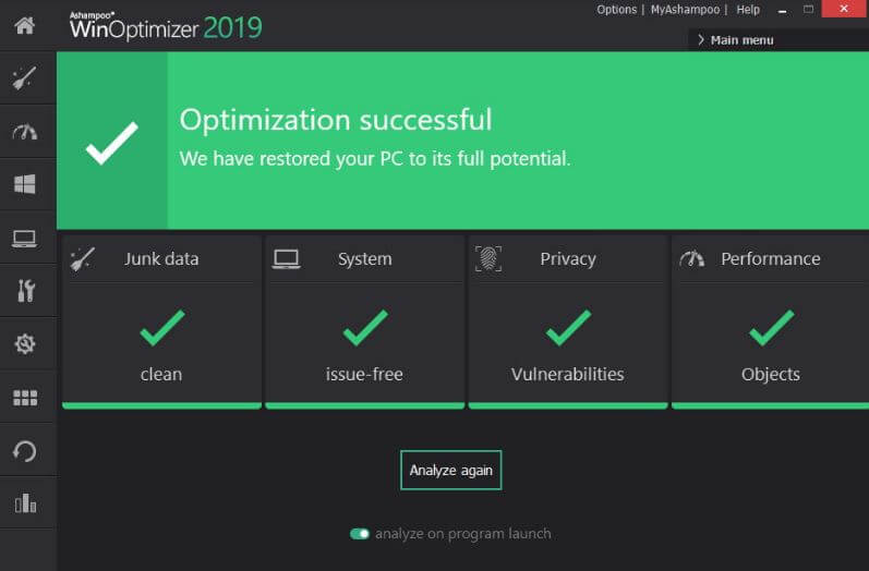 ashampoo winoptimizer 2019 full version
