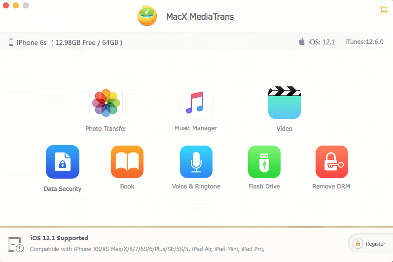 MacX MediaTrans Discount Coupon