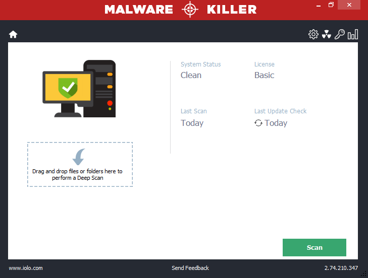 iOlo Malware Killer Coupon