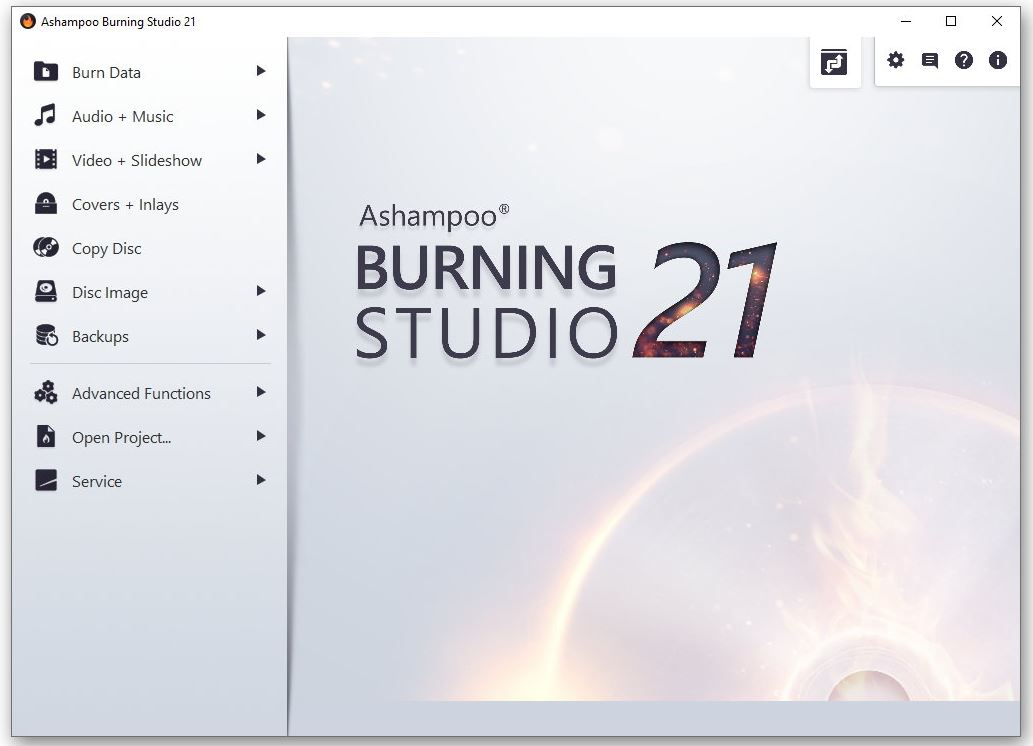 Ashampoo Burning Studio 21 Full Version