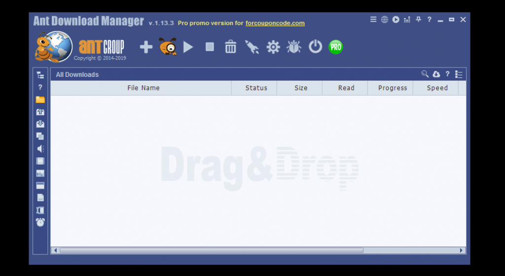 Ant Download Manager Pro Full Giveaway